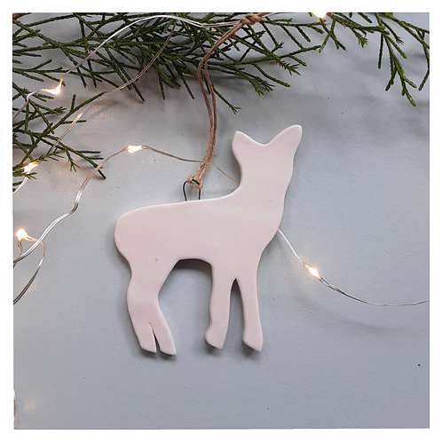 White Fawn - MADE TO ORDER