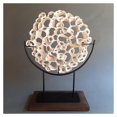Round Organic Sculpture
