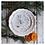 Thumbnail: Round Ruffled Ring Dish with Gold
