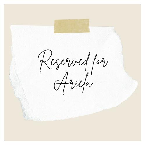 RESERVED for Ariela : Porcelain Heart