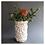 Thumbnail: RESERVED FOR MYRNA - Ruffled Vase