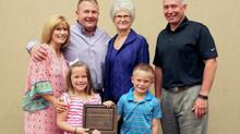 Dr. Nels Lindberg Awarded KVMA Veterinarian of the Year