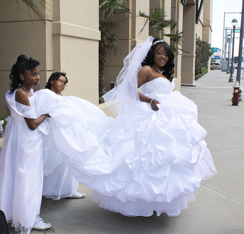 Bridesgown