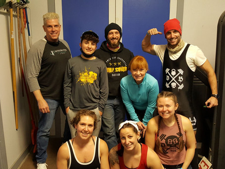 Integrated Fitness Coaches Lead Team to Powerlifting Success