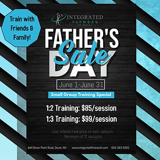 Integrated-Fitness-Dover-Fathers-Day-Sal