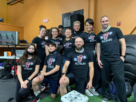 Integrated Fitness Powerlifting Team Represents at RPS Meet