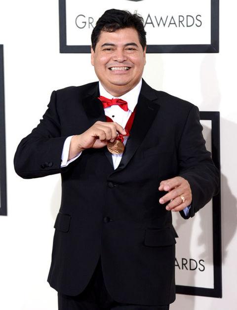 Alberto+Jimenez+Arrivals+Grammy+Awards+P