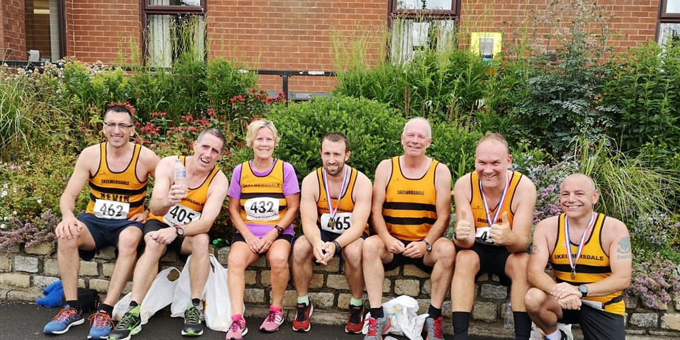 Elswick Express - 10 mile road race - 20th July