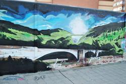 2º Concurso de graffiti de Palencia.