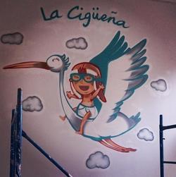 Guardería La Cigüeña