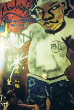Mi habitación en 2001