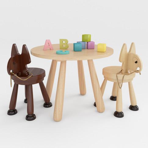 """Детская мебель """"Лесные мануфактуры"""""""