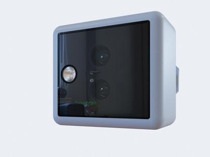 камера наблюдения с подсветкой