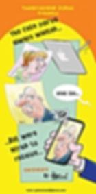 Ipad pro dititale karikaturen op uw feest door Henri Goldsmann.jpg