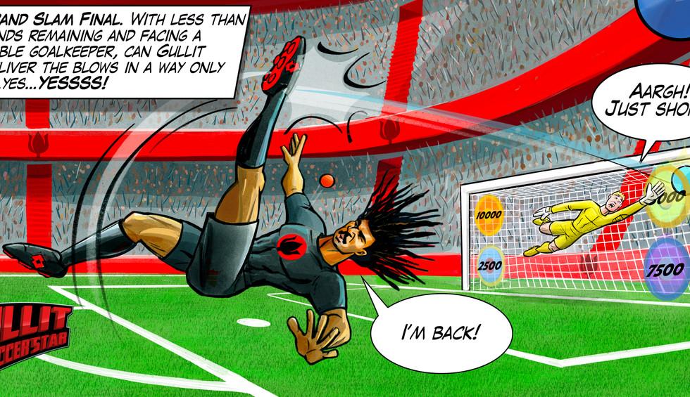 Comic Illustration
