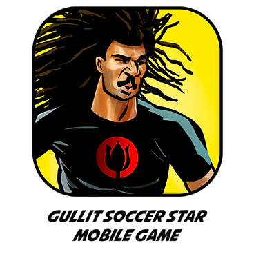 Gullit Soccer Star App Icon