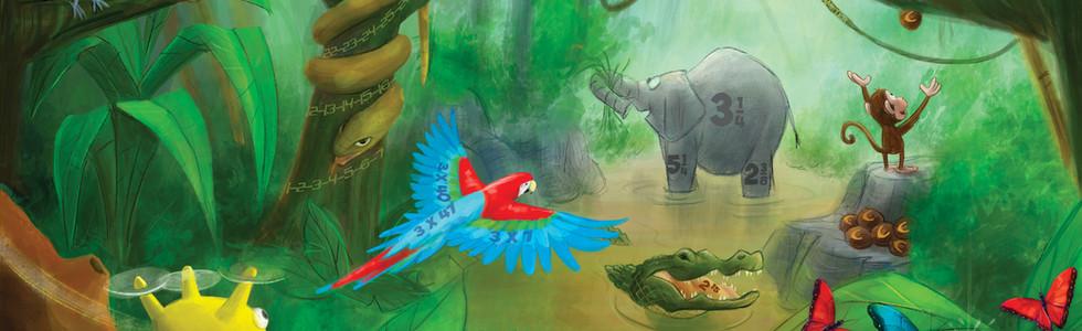 AVE.IK- Educational illustration