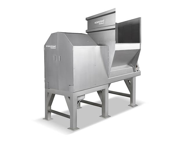 scansteel Whole Pallet Crusher