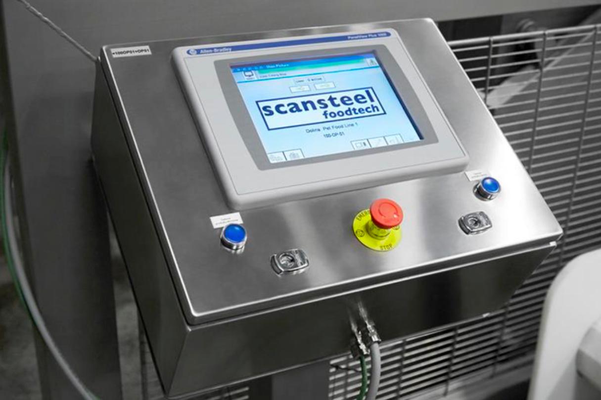 scanControl System