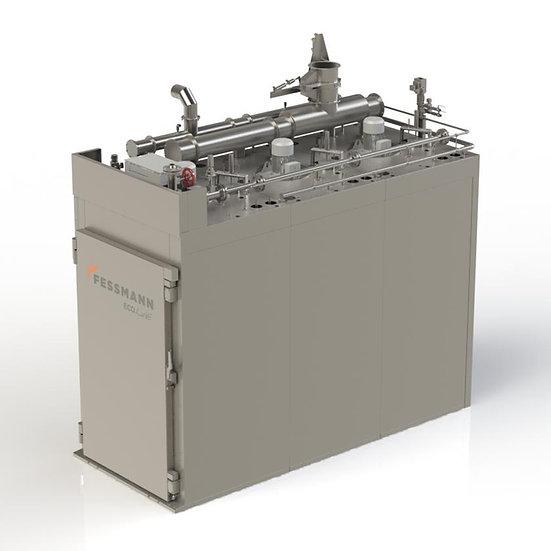 Fessmann Turbomat T3000 - Universal Smoking System