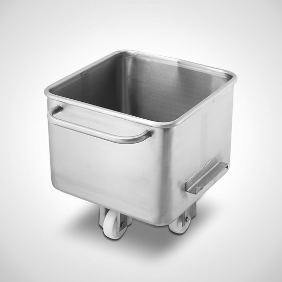 Stainless Steel Meat Product Bin