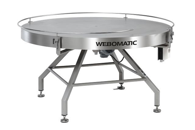 WEBOMATIC LS 150 Turntable