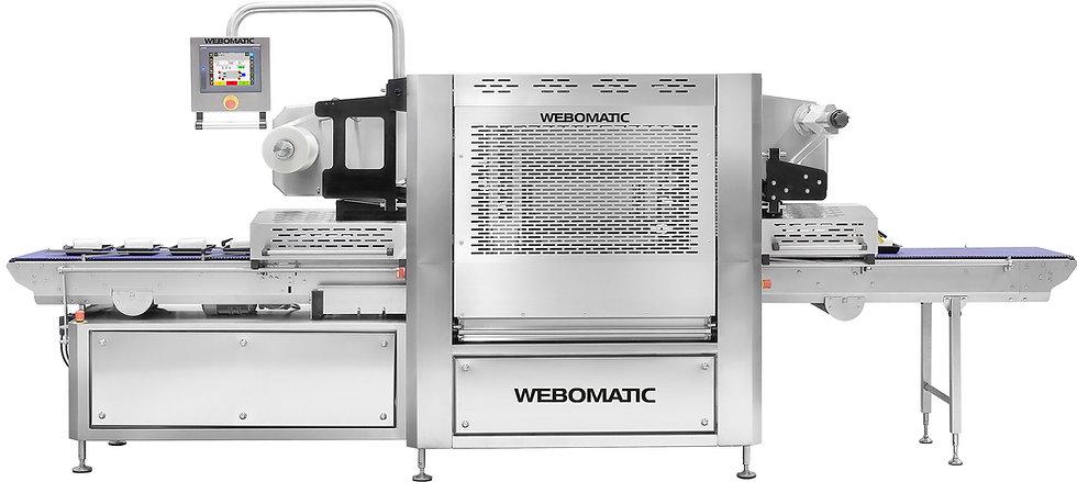 WEBOMATIC TL 550