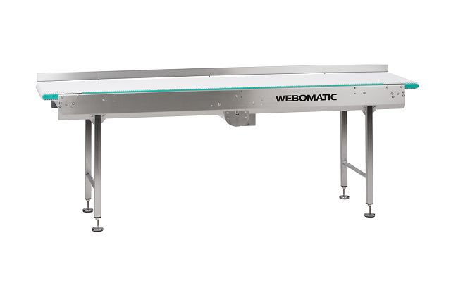WEBOMATIC CB 60 / CB 80 Conveyor Belt