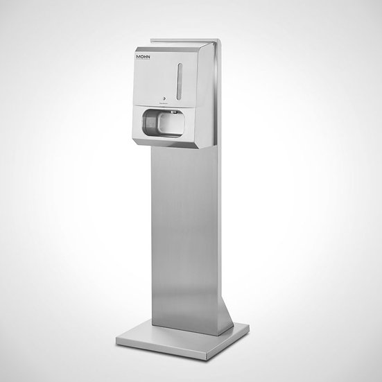 Stainless Steel Automatic Hand Sanitiser Dispenser