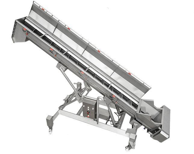 scansteel Screw Conveyor Solutions
