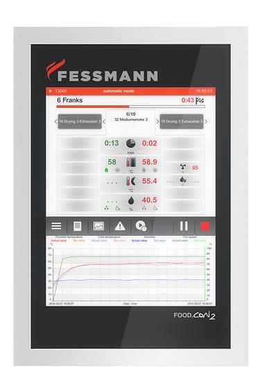 Fessmann FOOD.CON 2 - Control System
