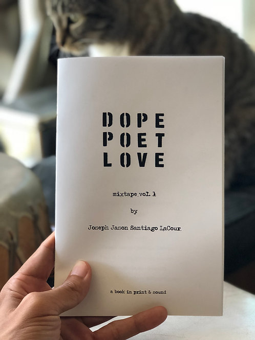 DOPE POET LOVE Mixtape Vol. 1