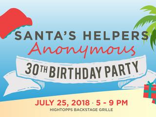 Santa's 30th Birthday Party!