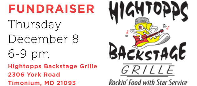 Annual Fundraiser at Hightopps