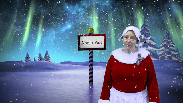 A Message from Mr. & Mrs. Claus!