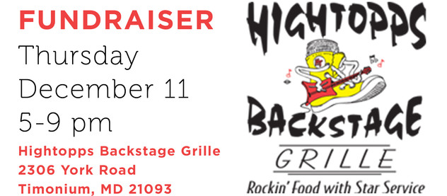 Super FUNdraiser at Hightopps