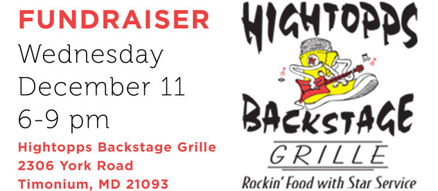 Annual Fundraiser at Hightopps