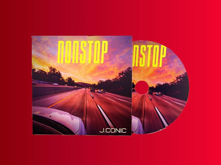 NONSTOP EP CD