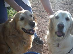 Callie and Winnie