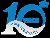 10 Year Anniversary Logo - White-01.png