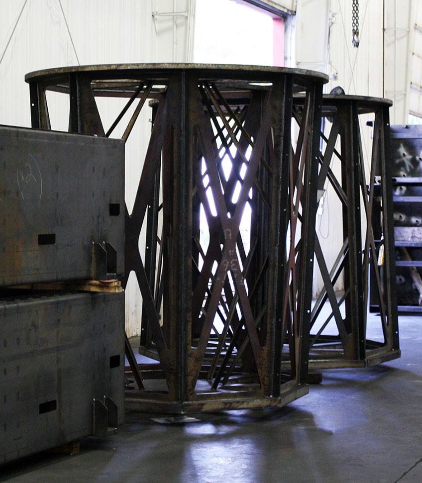 Napoleon Machine | Structural Frame Photo 003