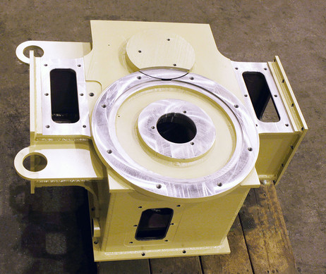 Napoleon Machine   Gear Box Photo 003