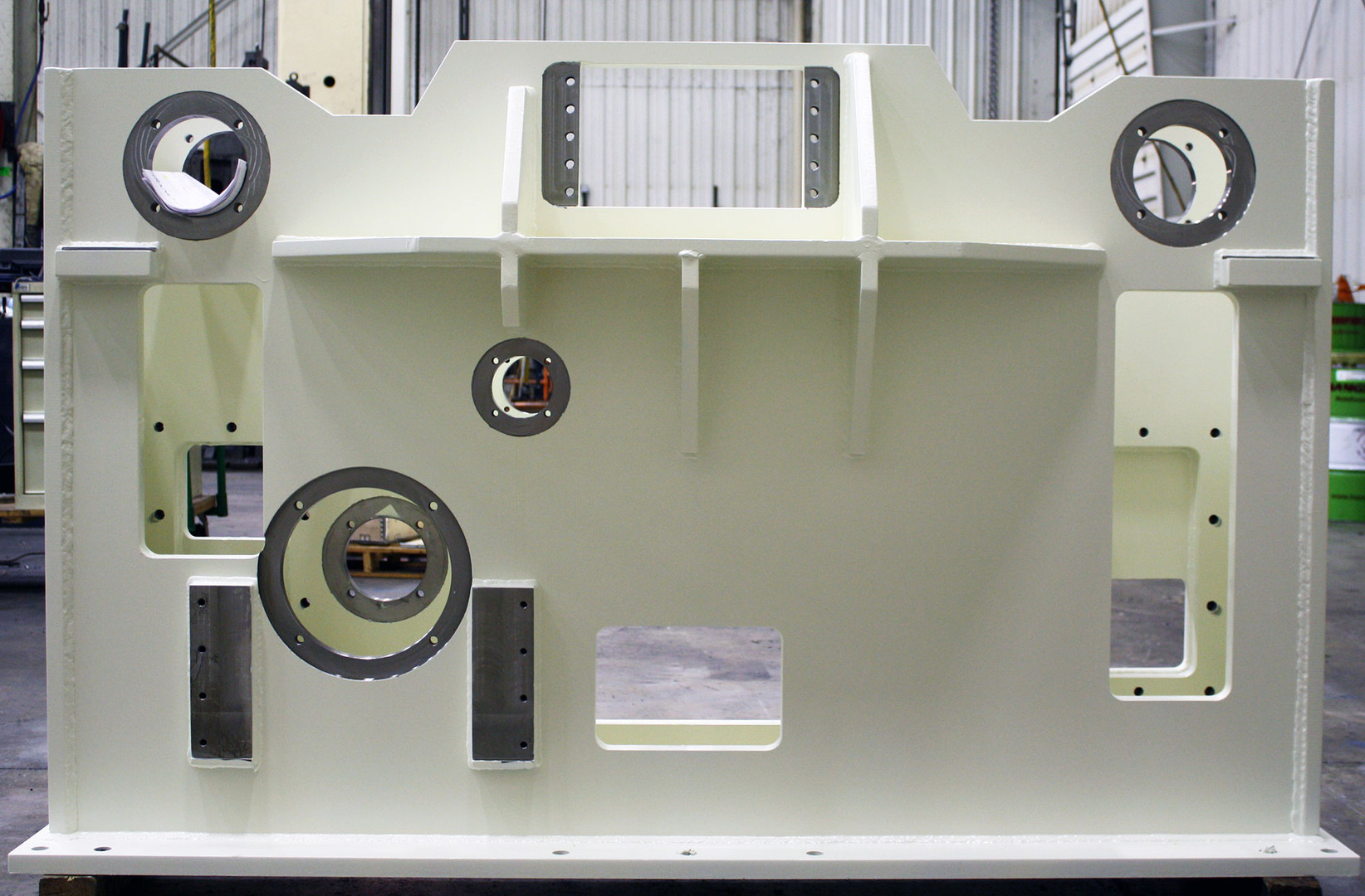 Napoleon Machine | Gear Box Photo 002