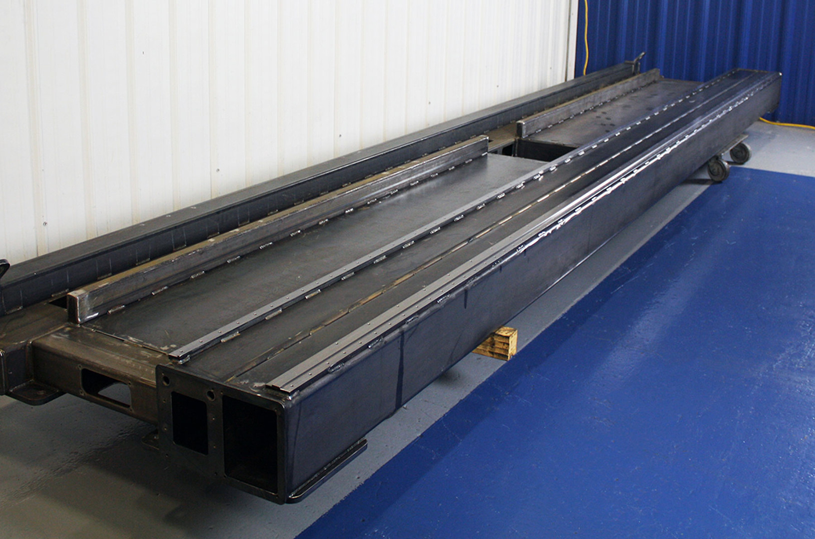 Napoleon Machine | Linear Guide Rails Photo 002