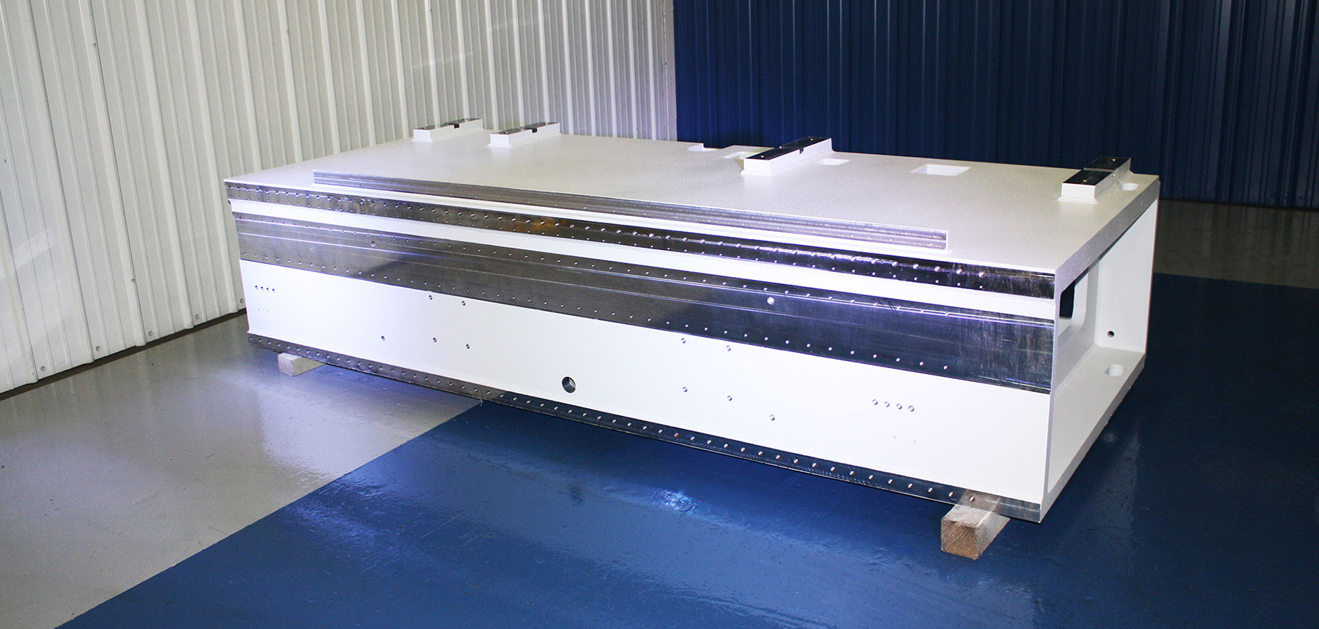 Napoleon Machine | Linear Guide Rails Photo 001