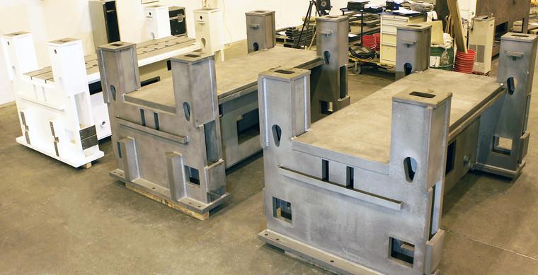 Napoleon Machine   Machine Base Photo 006