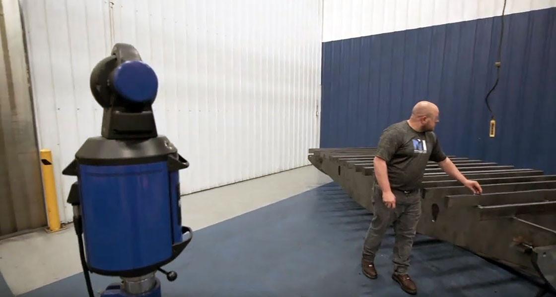 Napoleon Machine | Quality Dept. 004