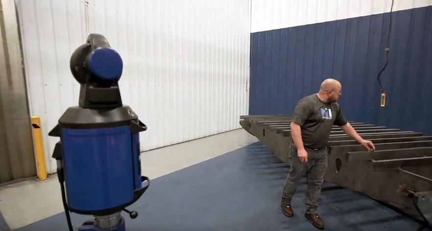 Napoleon Machine   Quality Dept. 004