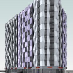 Mubarak-Sukhaili Building Muscat