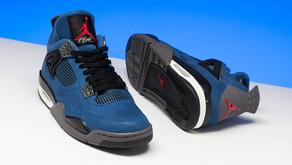 Rumores indicam um relançamento do Air Jordan 4 em colaboração com Eminem em 2018